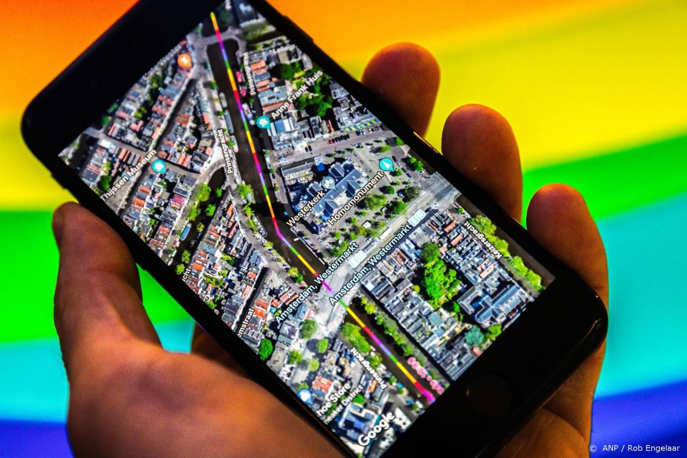 Google Maps zet AI in om groenere routes aan te raden