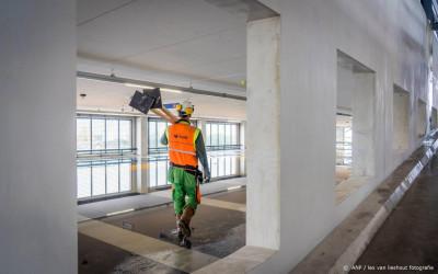 AI helpt met opsporen fouten op bouwplaats