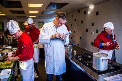De toekomst van robots in de keuken