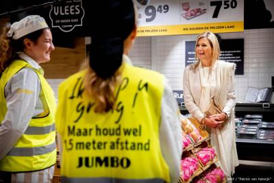 Jumbo opent gerobotiseerd distributiecentrum