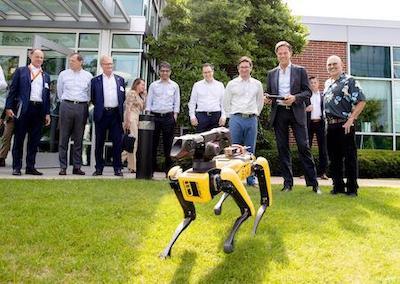 Robothond Spot is nu te koop - met een behoorlijk prijskaartje