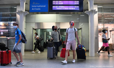 Station Londen gebruikt speciale software voor social distancing
