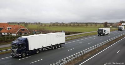 Zelfrijdende vrachtwagenbouwer TuSimple gaat naar de beurs