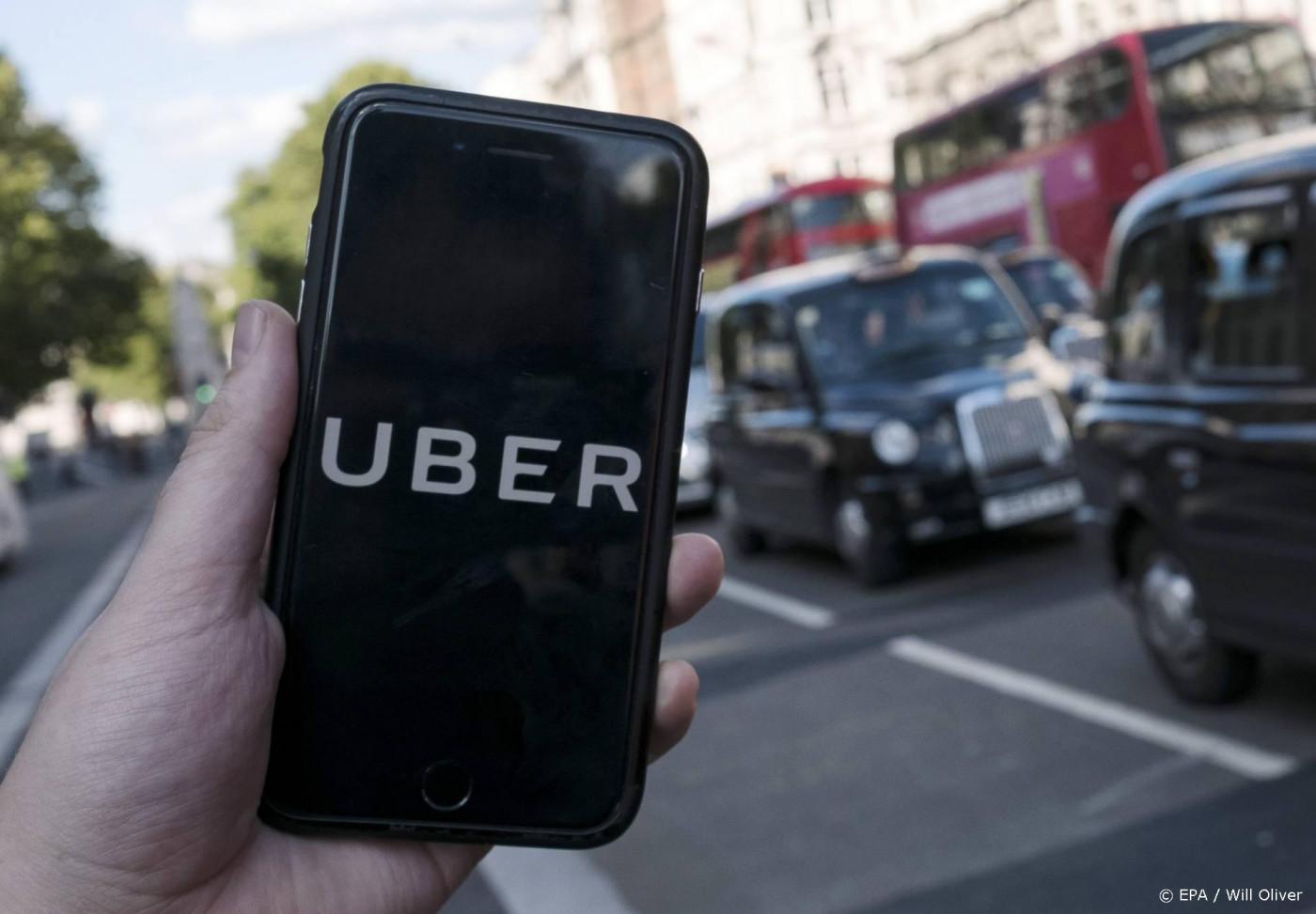 Uber laat Londense gebruikers elektrische taxi kiezen
